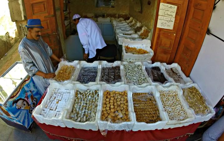 Fare cambusa in Marocco