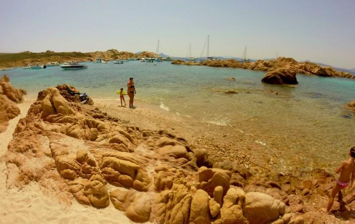 Itinerario Sardegna: cala Coticcio