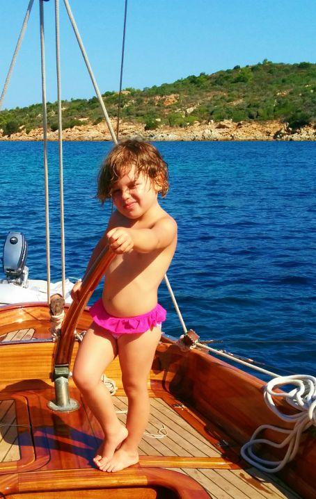 Bambini piccoli in barca: grandi capitani