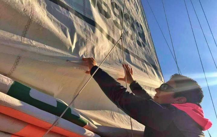 collaborare in barca