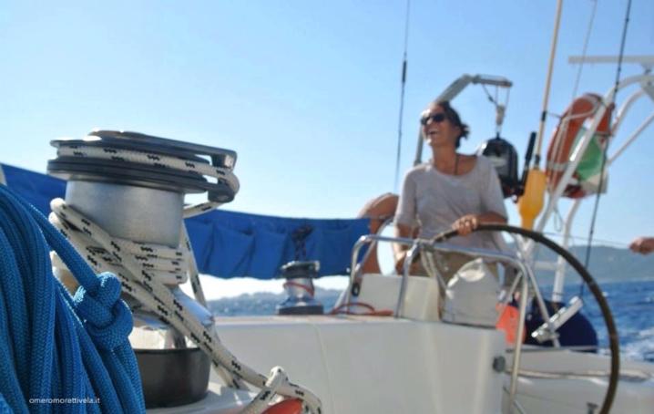 Il mare che insegna: intervista a Sara Teghini