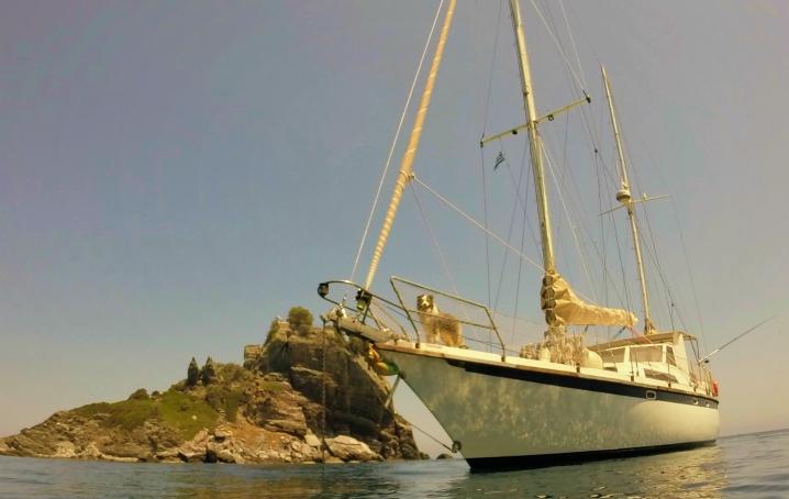 Restaurare una barca: intervista a Olga e Christian