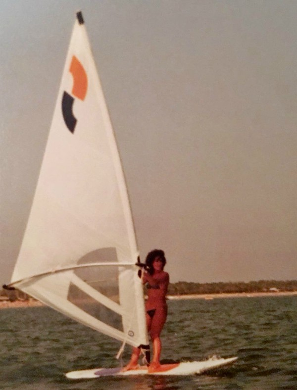 Dal windsurf alla barca a vela