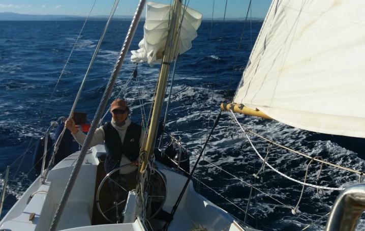 C'è un'età per andare in barca a vela? Intervista a Carmela Scarvaglieri