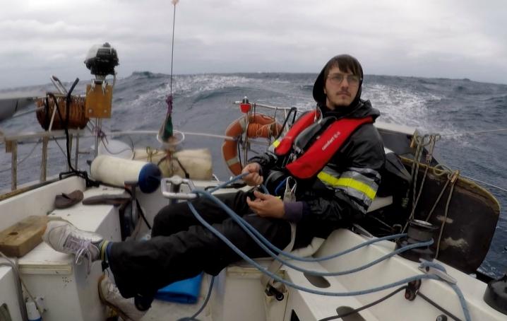 Un anno e mezzo nel Mediterraneo: intervista a Djuca