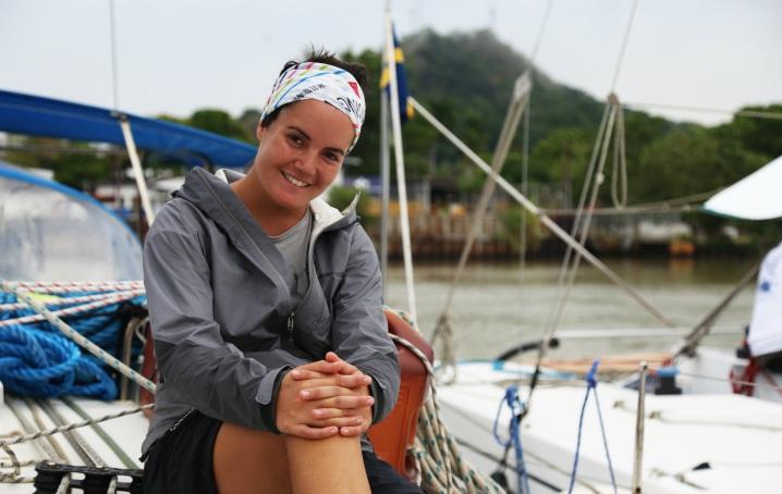 Un anno in barcastop: intervista a Erica Giopp