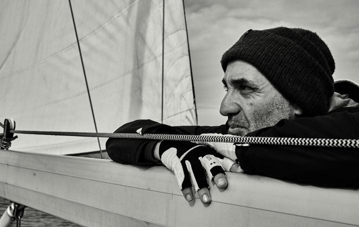 Ingegnere e marinaio intervista a Francesco Quero