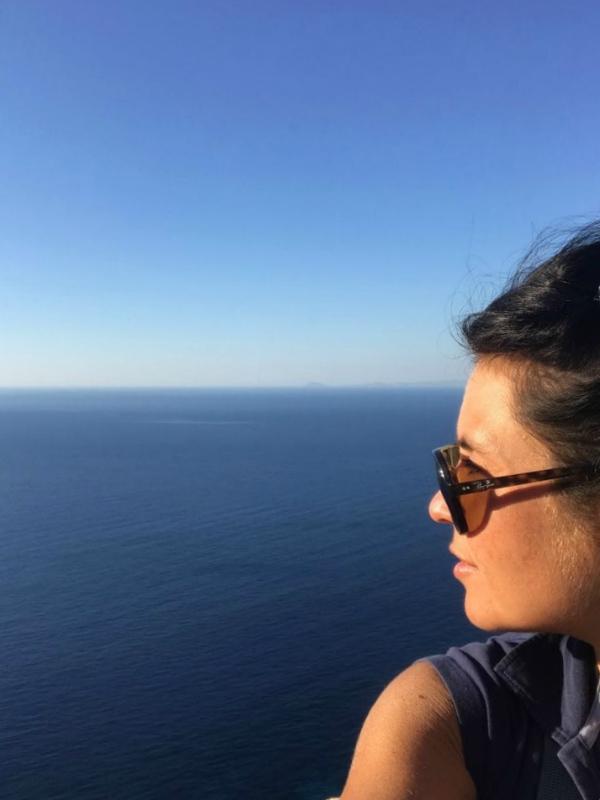 Laura Giusti, ingegnere e marinaia