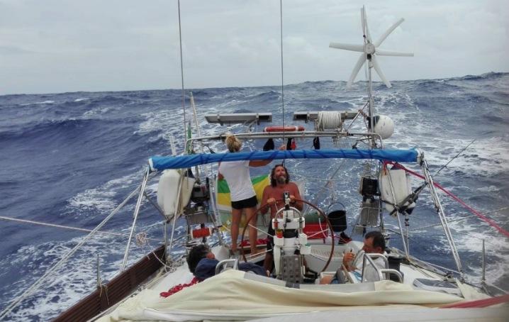 Traversata atlantica in barca, prove di libertà: intervista a elisa fustini
