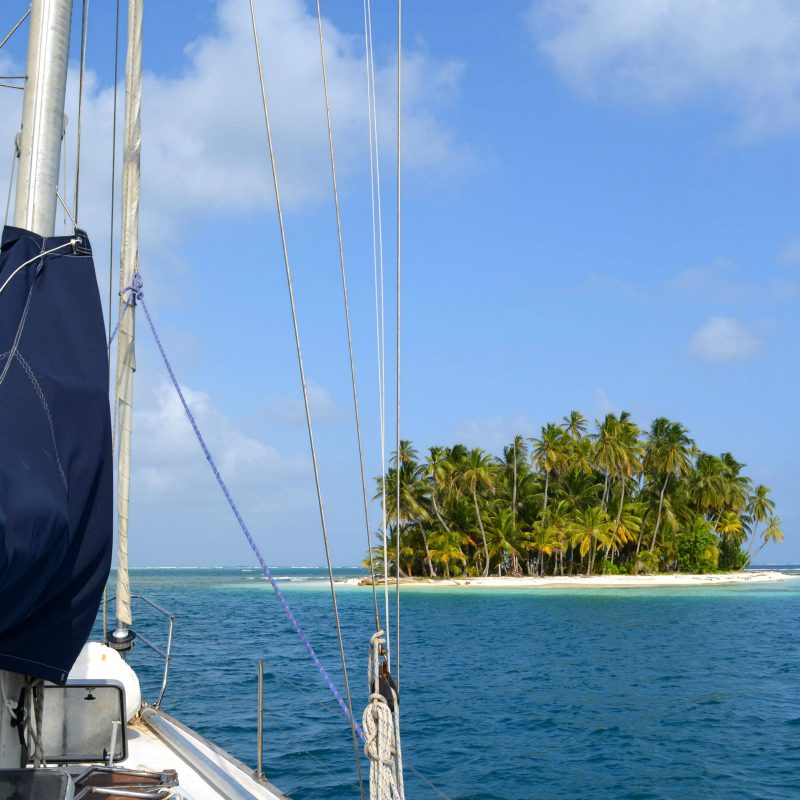 Barca a vela alle San Blas: Giovanni Malquori