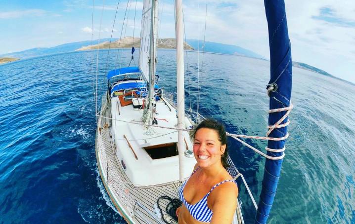 Volevo a tutti i costi la mia barca: intervista ad Alessia Niero
