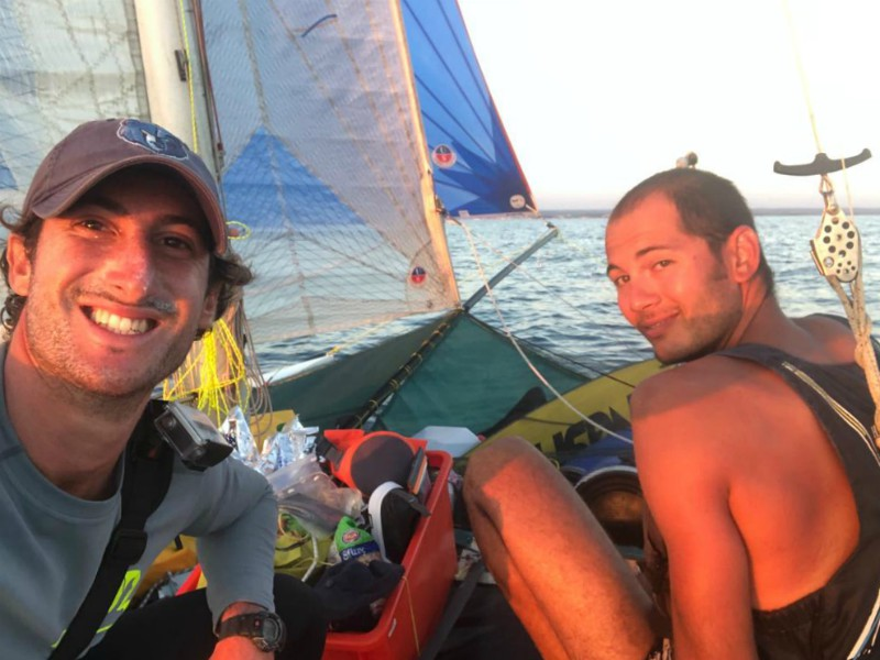 Intervista Alessandro e Amerigo - No Cabin Crew